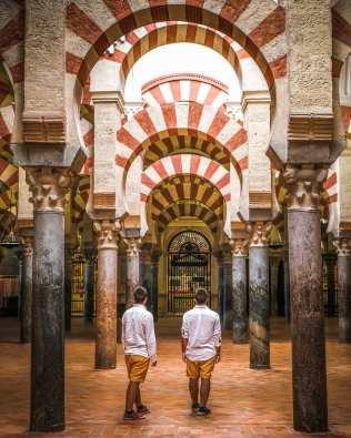Entrada-a-la-mezquita-de-córdoba