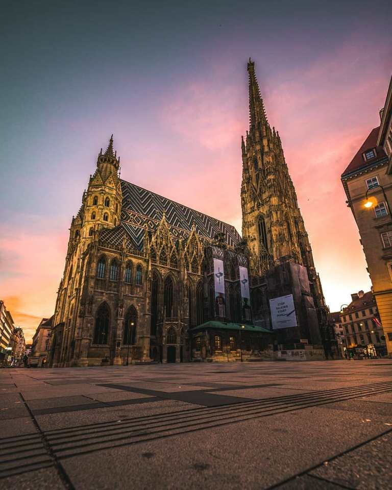 Cathedral-of-Vienna