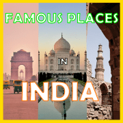 🥇 Most popular & famous places to visit in India 【 in 2020 】🕌