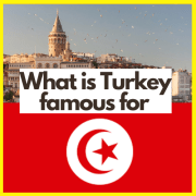 🧿 What is TURKEY famous for? 👨 10 famous things in Turkey