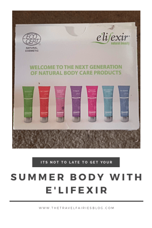 It's not too late to get your summer body with E'lifexir #summer #crueltyfree #vegan #bodycream