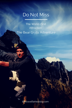 Review of the Bear Grylls Adventure full of adrenaline rush activities perfect for adventure lovers! #adventuredays #adrenalineactivities #adventureexperiences #extremesports
