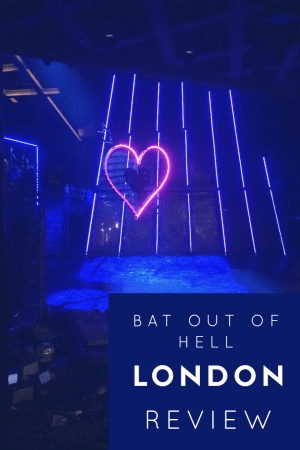 Bat out of Hell, Dominion Theatre, London Review #westend #musical #review