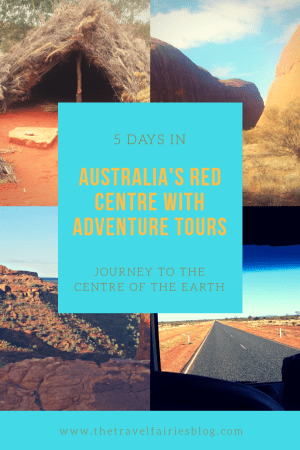 Australia's Red Centre with Adventure Tours 5 day Itinerary. #Australia #NT #outback #uluru