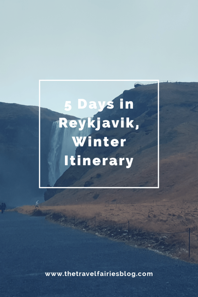 Ultimate 5 day Iceland Itinerary without renting a car. 5 Days in Reykjavik, Iceland. Winter Itinerary without a car. Winter Iceland Trip. Visiting Reykjavik, Iceland for 5 days without a car. #Iceland #5daysiniceland #icelandinwinter #traveltips