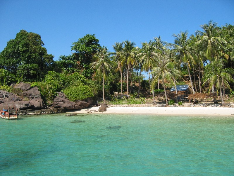 Countries in need: Phu Quoc southern island with beautiful beach