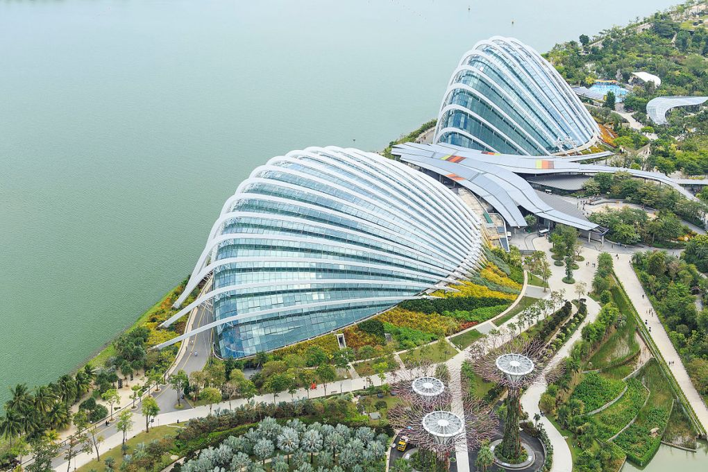 Countries in need: Stunning works of architecture in Singapore
