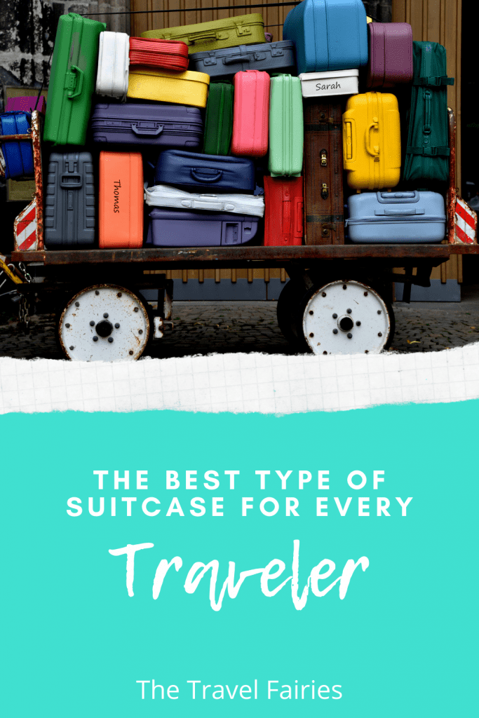 How to pick the best kind of suitcase for every type of traveler | Best luggage for travel | Suitcases for women and men | Backpack vs suitcase | 4 wheels vs 2 wheels | Best suitcase colours