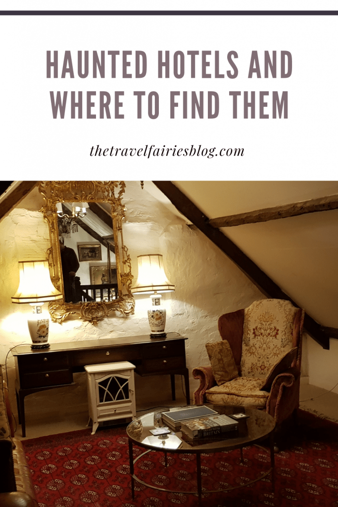 Haunted Hotels around the world and where to find them | Haunted hotels that you can stay in | Spooky and creepy places to spend your Halloween | Travel Bloggers share their terrifying, spine chilling experiences staying in some ghostly locations #halloween #hauntedhotel #darktourism