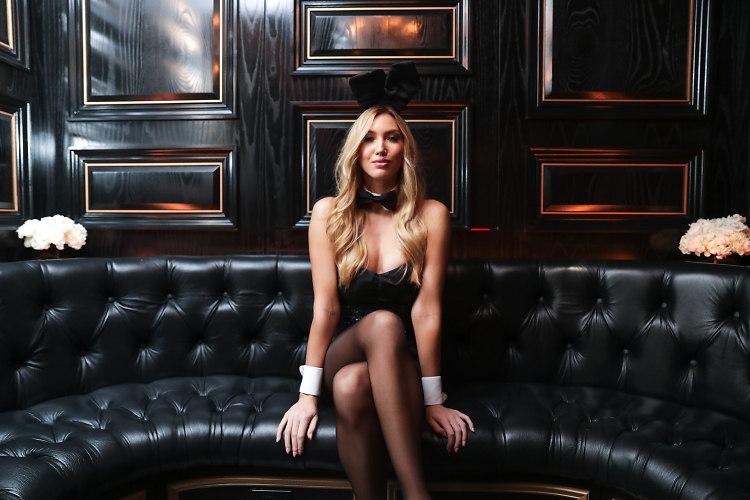 [Photos courtesy Playboy Club New York][Photo byCarl Timpone/BFA.com]