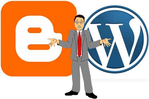 blogger-wordpress1 WHAT IS BETTER BLOGGER OR WORDPRESS