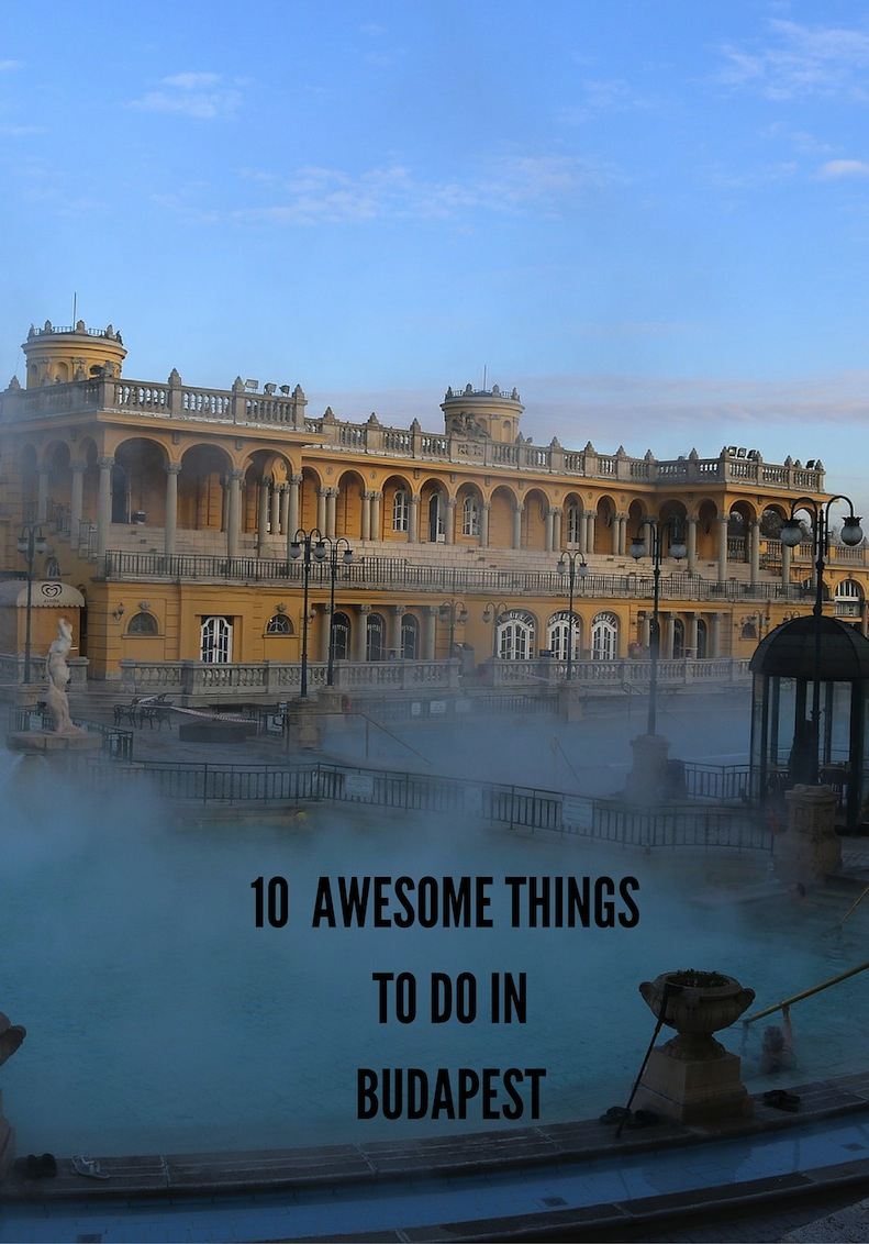 10 awesome things to do in Budapest  The Travel Hack