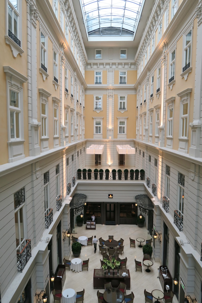 Review Corinthia Hotel Budapest Hungary  The Travel Hack