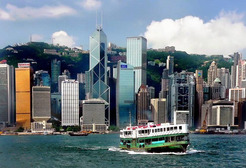 Hong Kong Island - China   The Travel Hacking Life