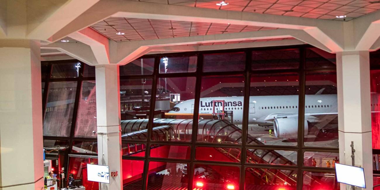 Letzter Lufthansa Flug Berlin Tegel Airbus A350 D-AIXI Dortmund The Travel Happiness