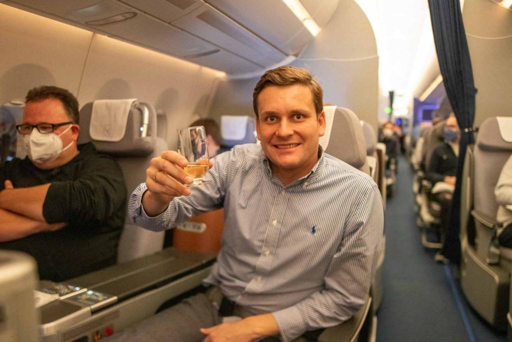 Letzter Lufthansa Flug Berlin Tegel Airbus A350 The Travel Happiniess-1
