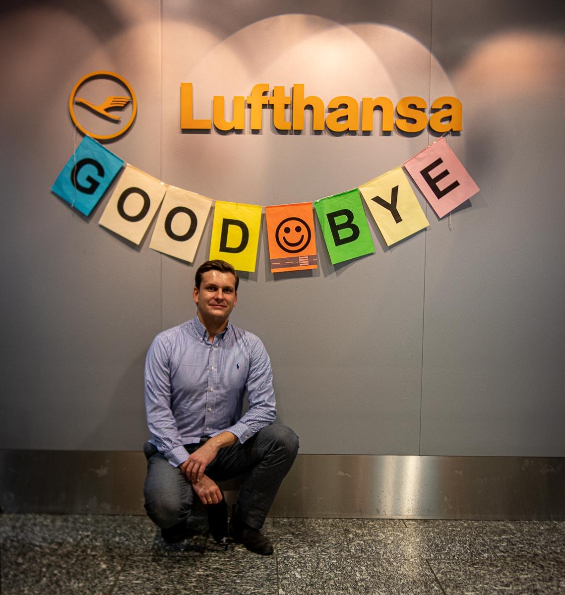 Lufthansa Lounge Flughafen Berlin Tegel TXL