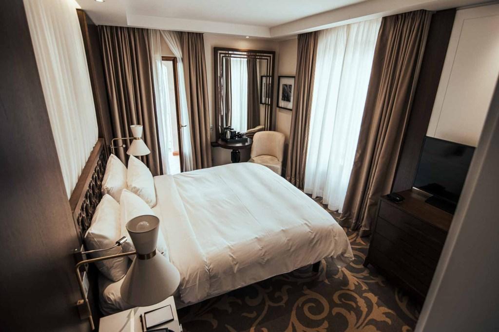 Luxus Familien Urlaub in der Toskana Renaissacne Hotel Suite The Travel Happiness Reiseblog