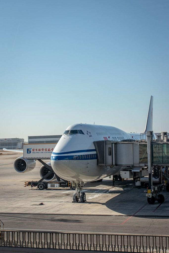 Air China Boeing 747-8_