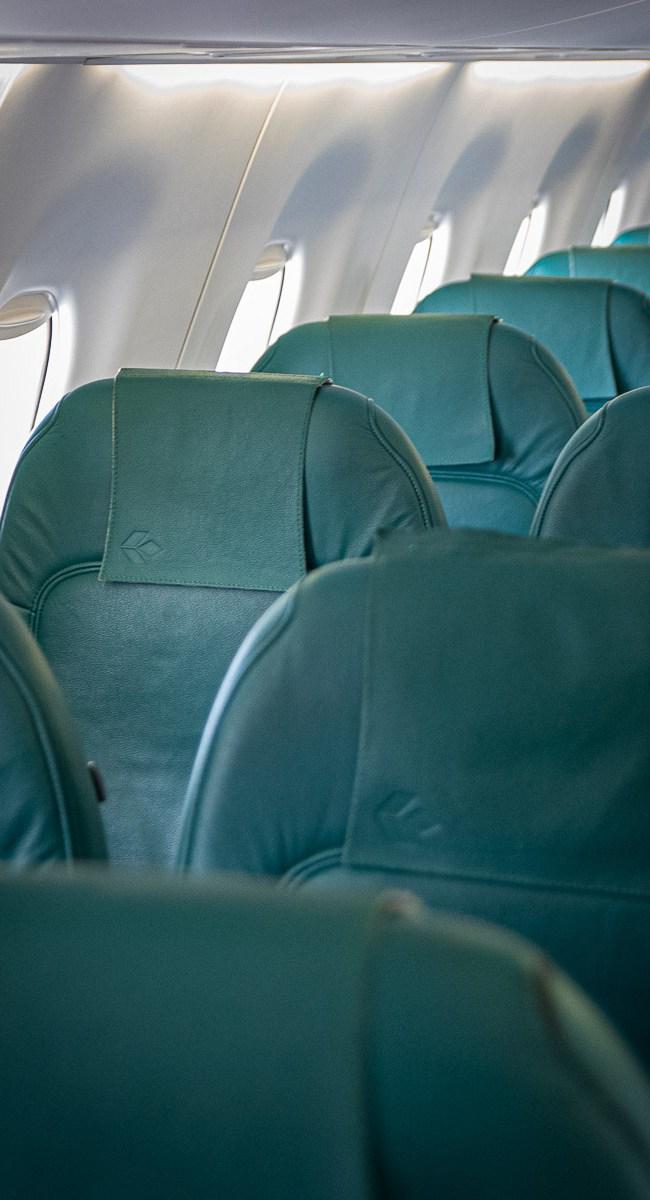Fliegen während Corona Boarding Air Dolomiti_-2
