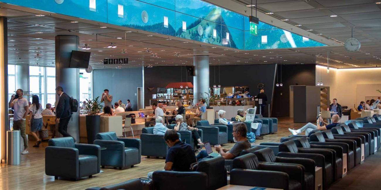 Fliegen während Corona Flughafen München Lufthansa Lounge-5