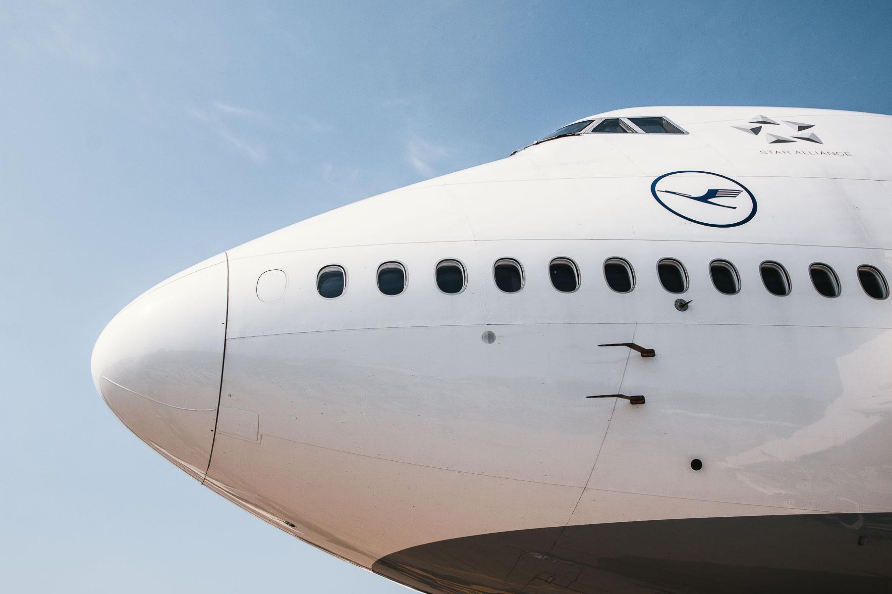 Lufthansa Boeing 747 Strecken Routen-2