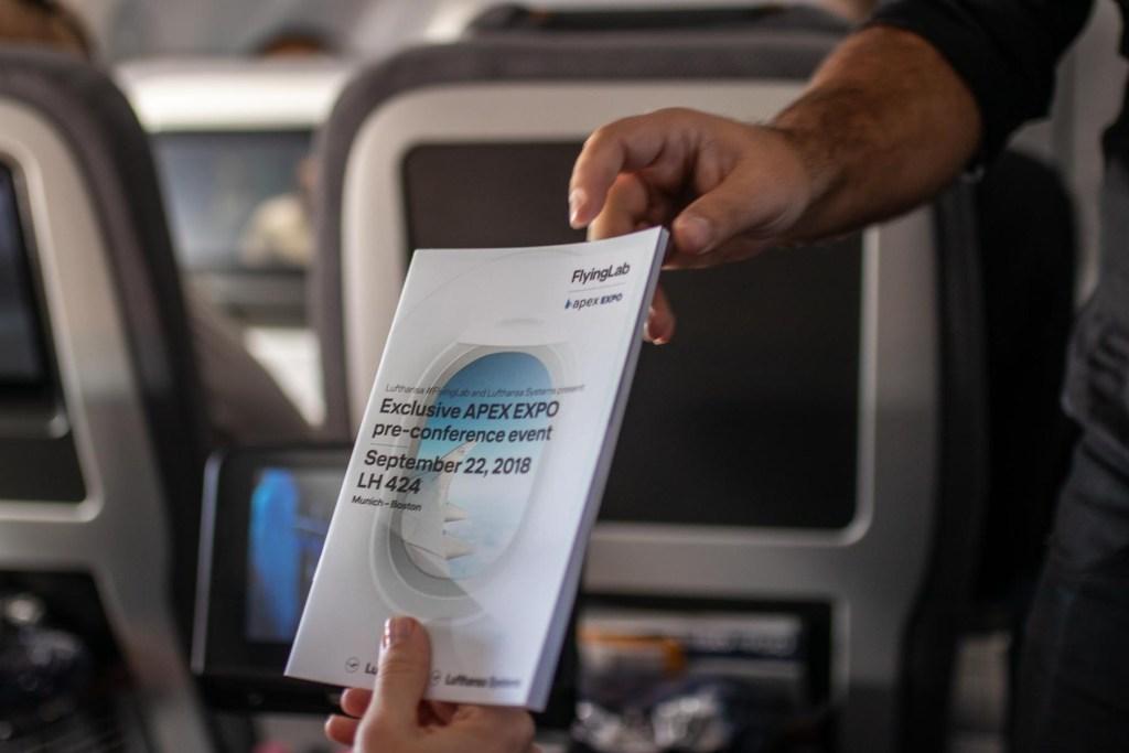 Lufthansa FlyingLab APEX Expo Boston-5