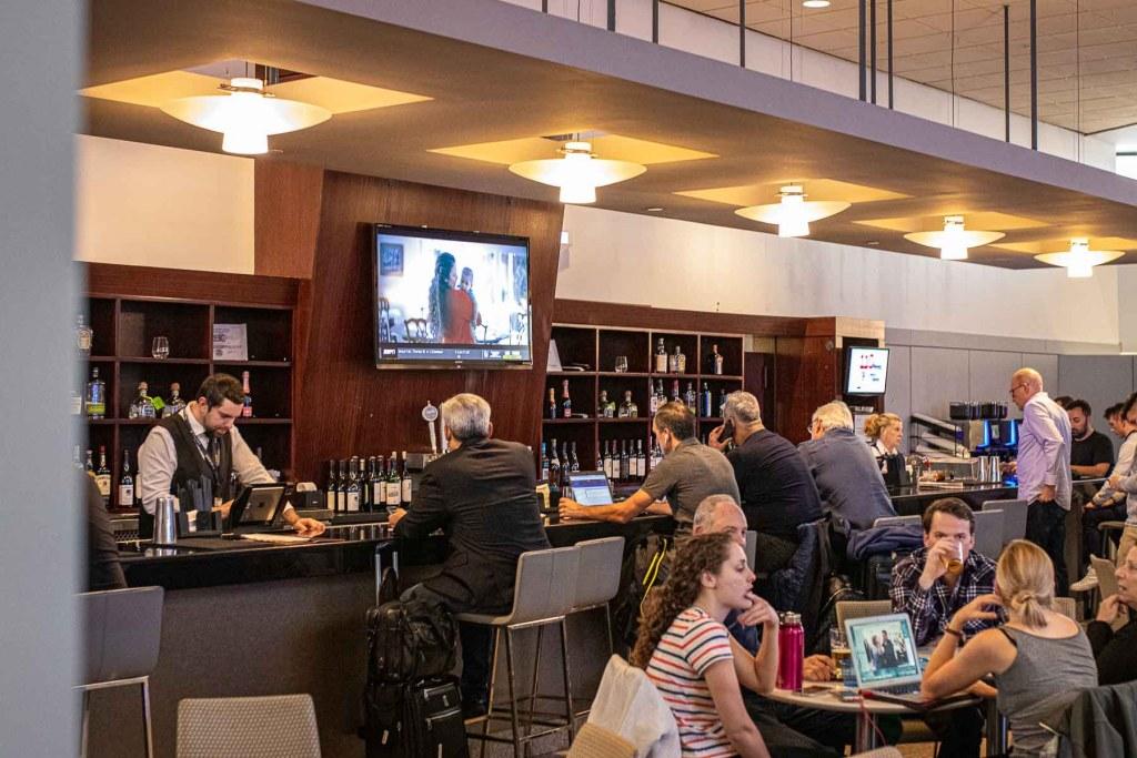 United Club Lounge Newark Airport Terminal C-3