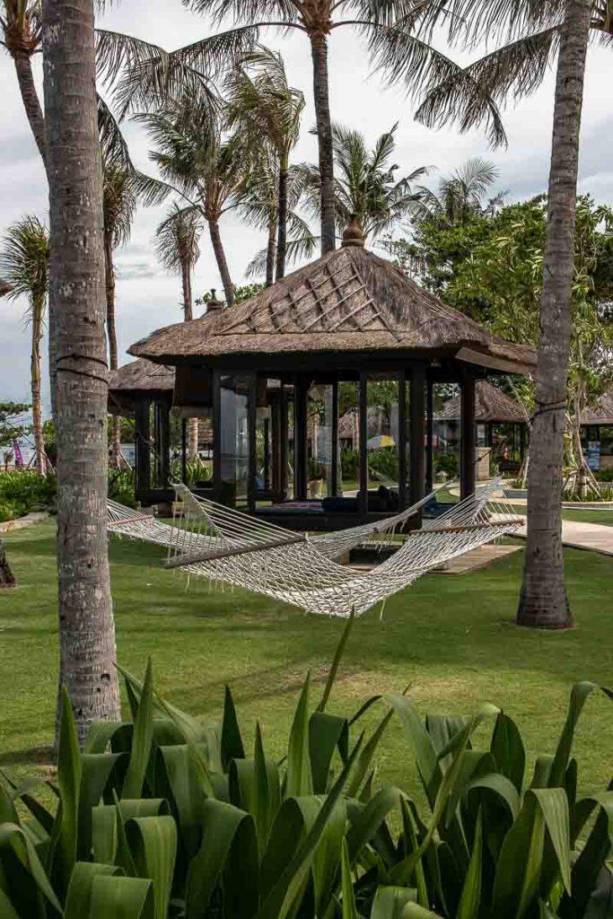 Conrad Bali Resort Annehmlichkeiten Kinderbetreuung