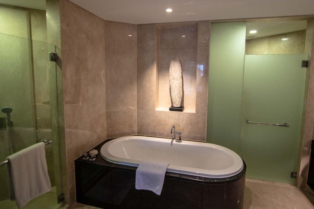Conrad Bali Resort Deluxe Lagoon Room-2