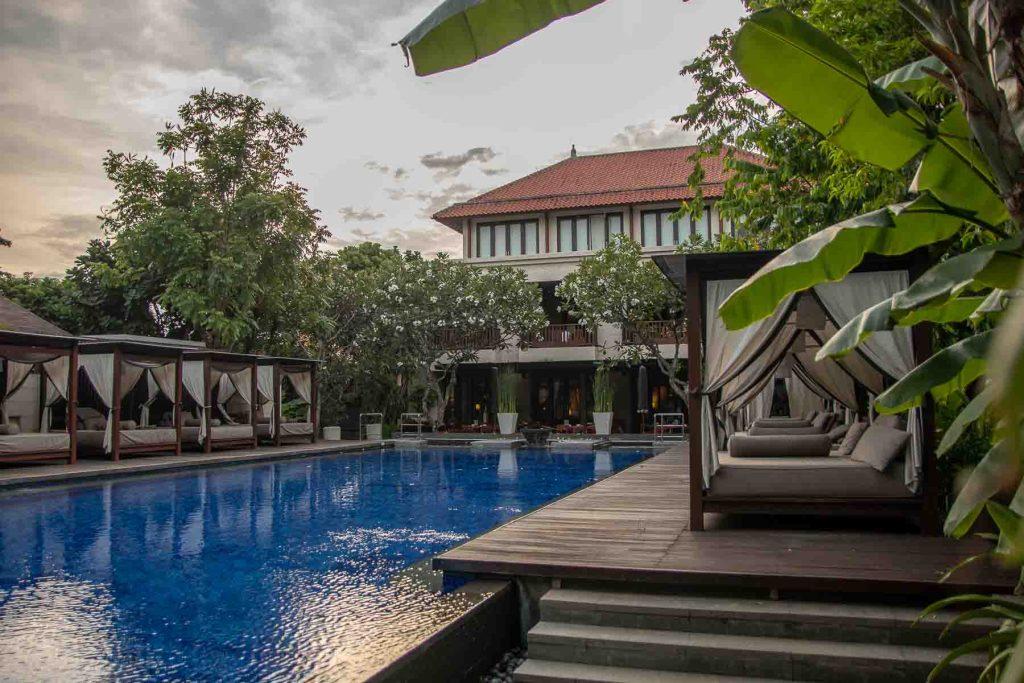Conrad Bali Resort Executive Club Lounge-7