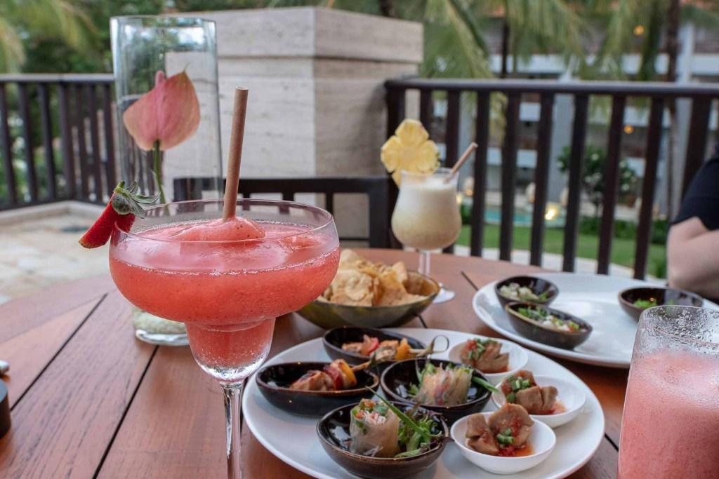 Conrad Bali Resort Executive Club Lounge