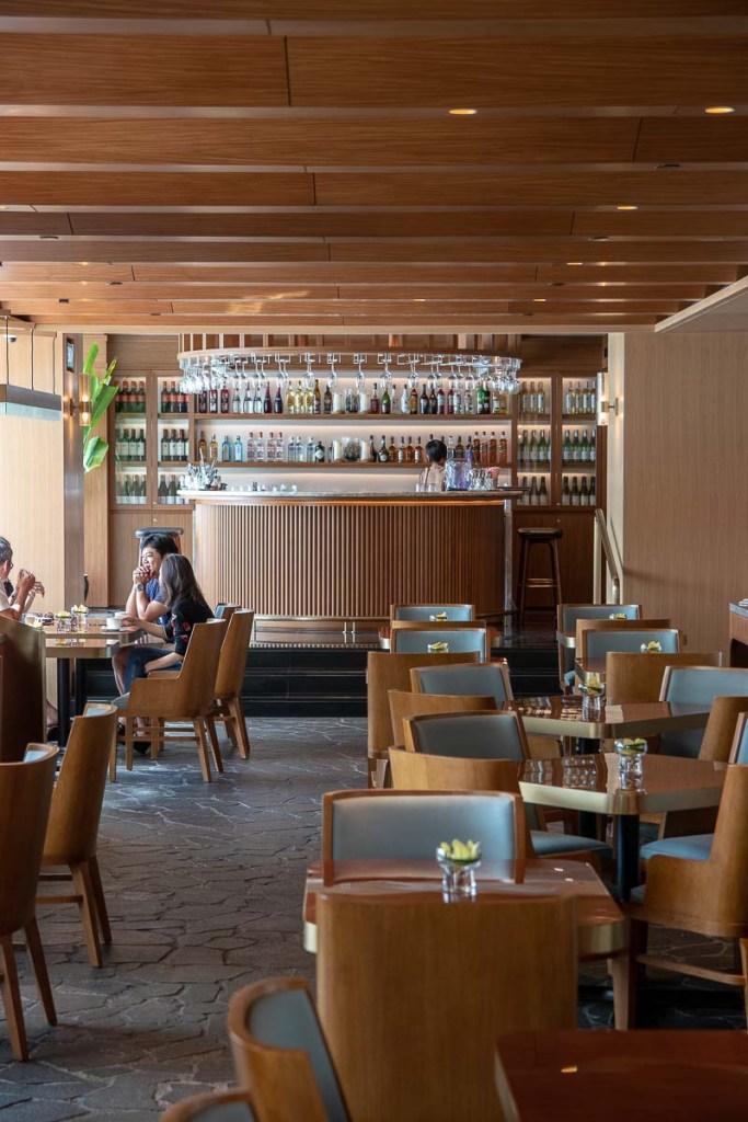 Conrad Singapur Executive Lounge