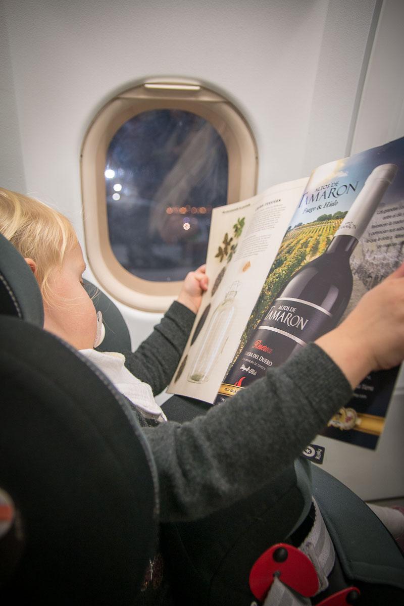 Fliegen mit Kindersitz-4
