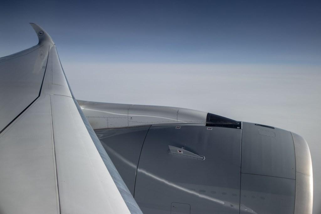 Lufthansa A350 Business Class-2
