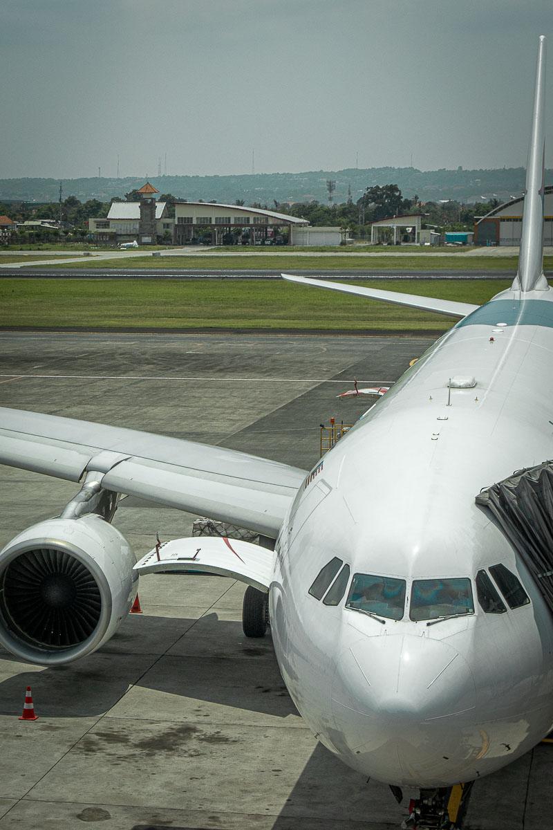 Malaysia Airbus A330-200 Boarding-2