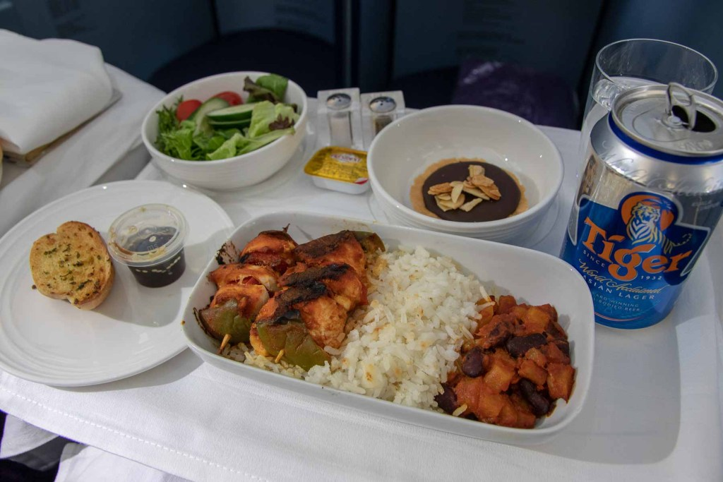 Malaysia Airbus A330-200 Business Class Service-3