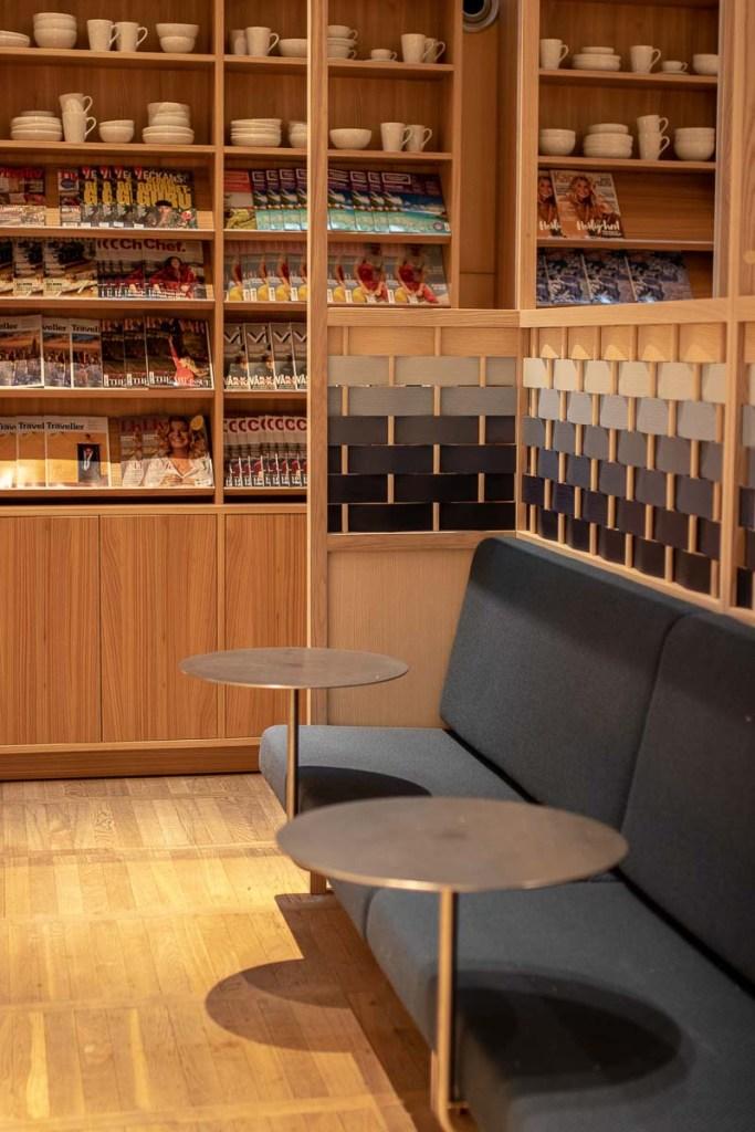 SAS Gold Lounge Kopenhagen-8