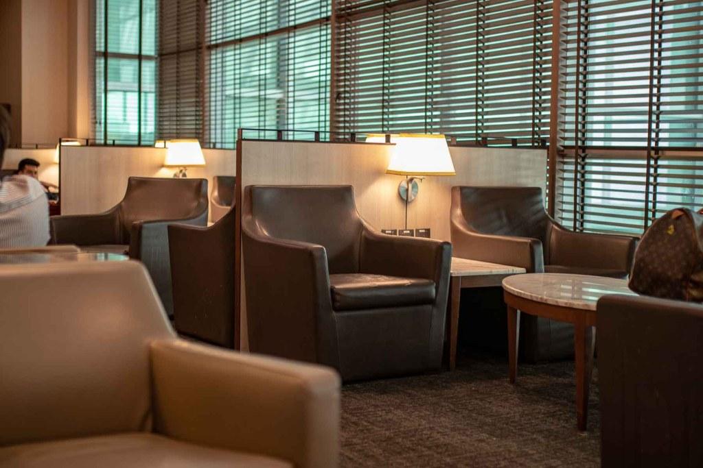SATS Premium Lounge Priority Pass Flughafen Singapur-2