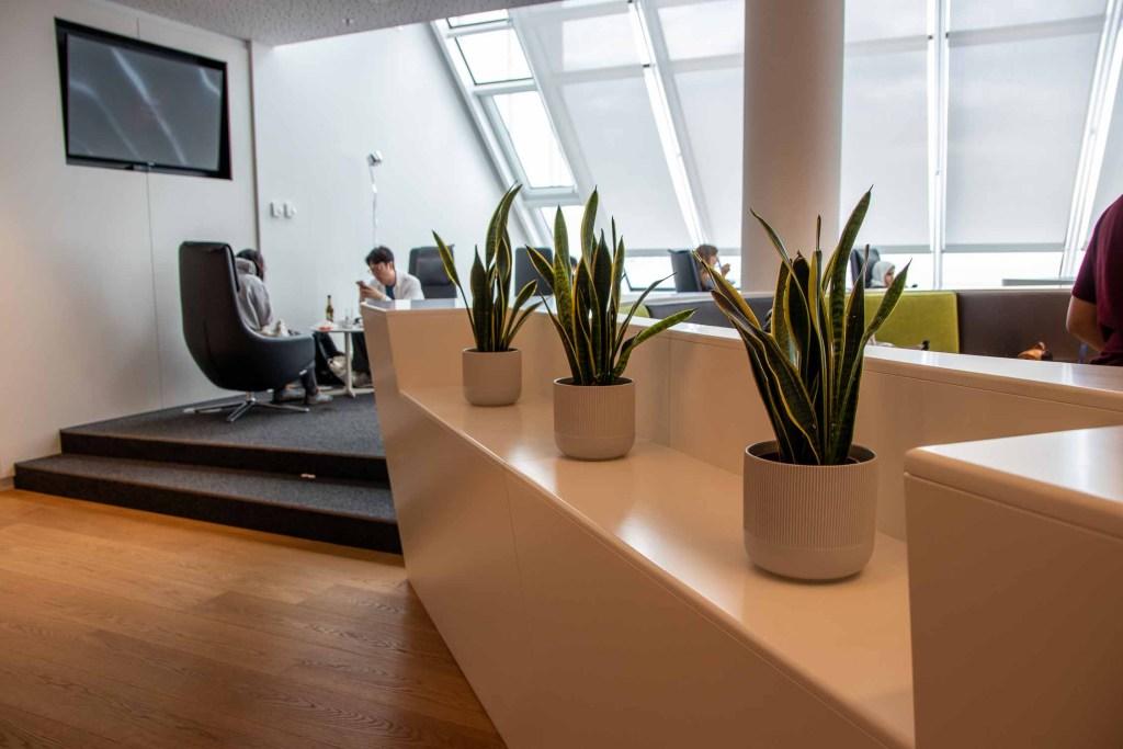 Flughafen München Airport Lounge World Erfahrungsbericht Priority Pass Lounge Flughafen München