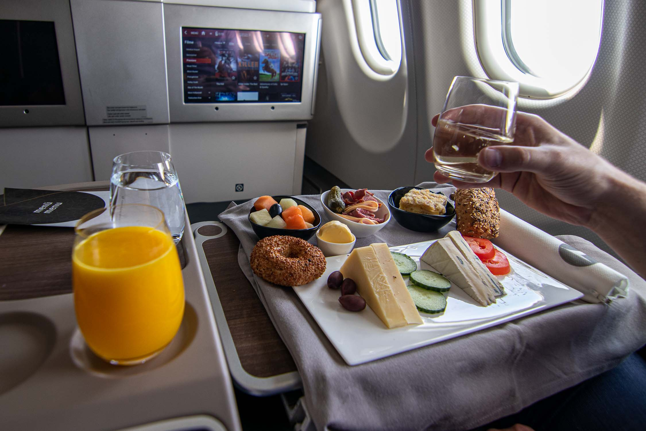 Turkish Airlines A330 Business Class Review