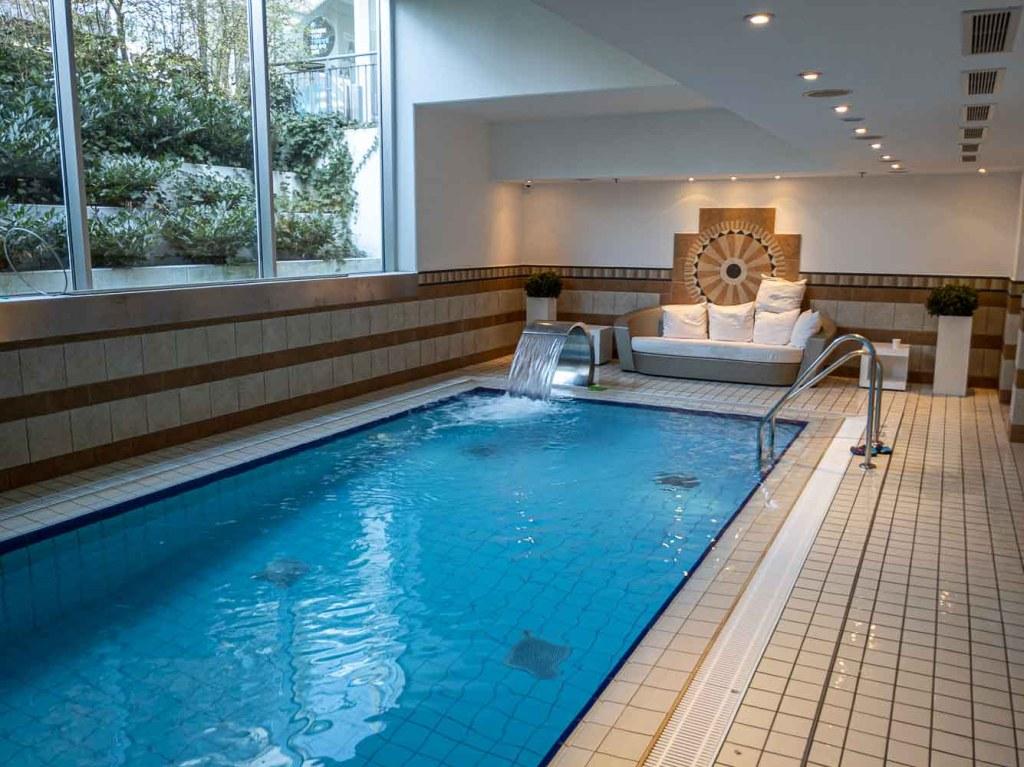 Hilton München Park Pool