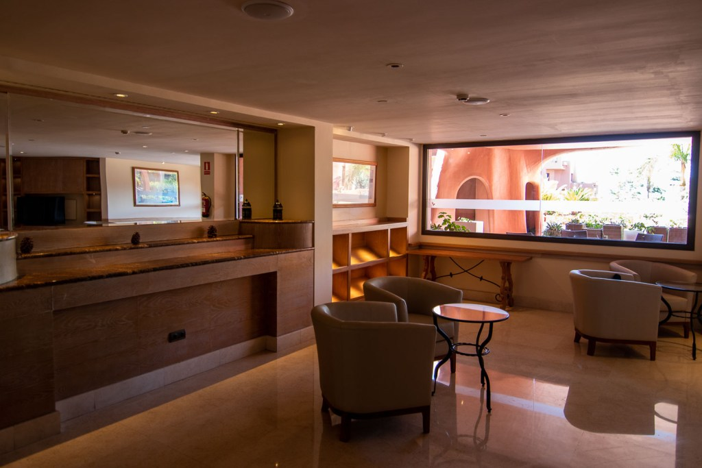 Sheraton La Caleta CLub Lounge-3