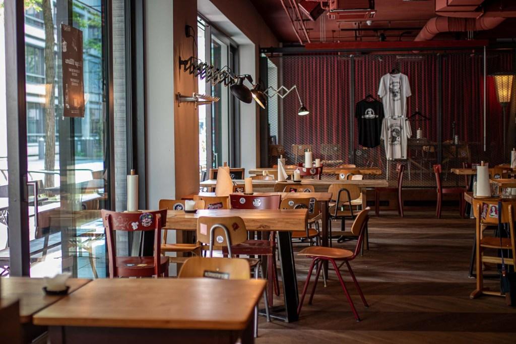 Gekko House Frankfurt BBQ Bar