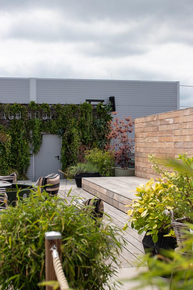 Gekko House Frankfurt Hotel Rooftop Bar-2