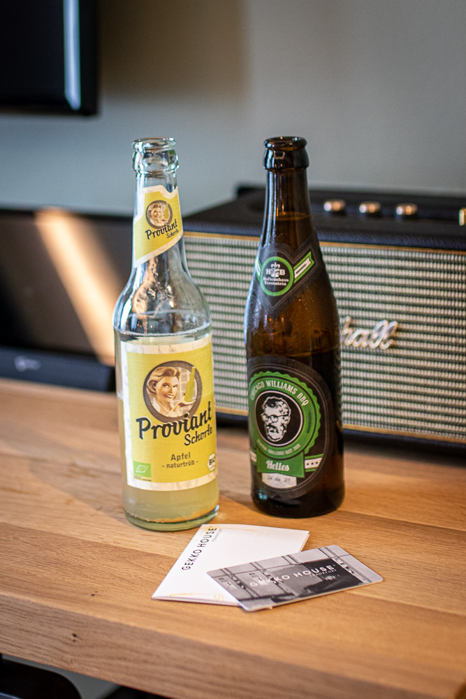 Gekko House Frankfurt Hotel Welcome Drink-2