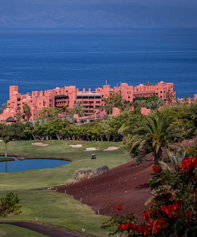 Ritz Carlton Abama Blog List