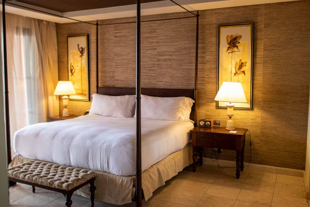 Ritz Carlton Abama Citadel Suite Schlafzimmer-4