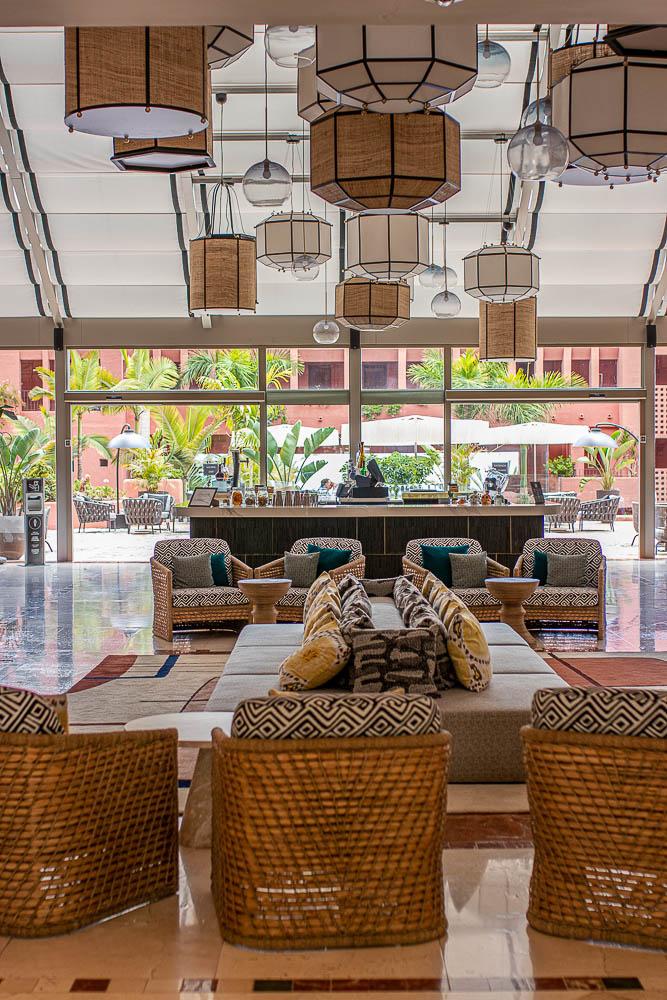 Ritz Carlton Abama Luxus Checkin Lobby-3