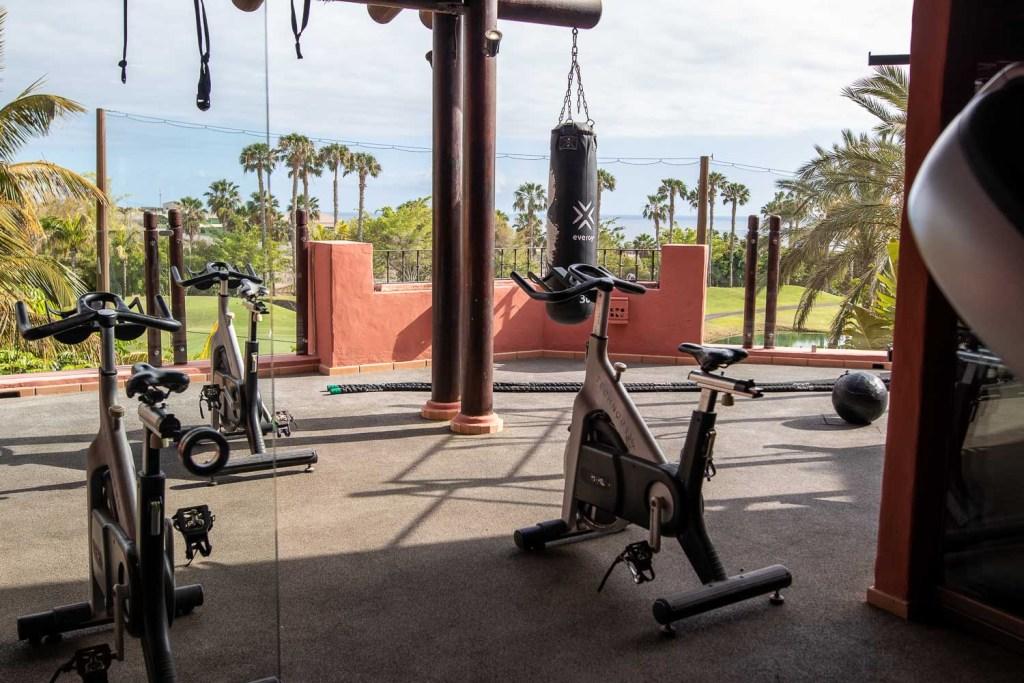 Ritz Carlton Teneriffa Fitness